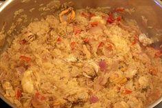Μυδοπίλαφο - παρασκευή Lent, Cakes, Chicken, Cooking, Food, Cucina, Kochen, Essen, Cake