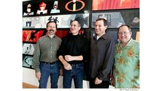 1986 with John Lasseter and Ed Catmull