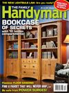 The family handyman--awesome website with DIY projects and home organization tips
