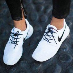 """NIKE"" Roshe Run Women Casual Sport Shoes Sneakers"