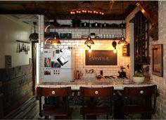 Kitchen or bar
