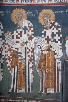 The Visoki Dečani monastery, Kosovo, 14th c.