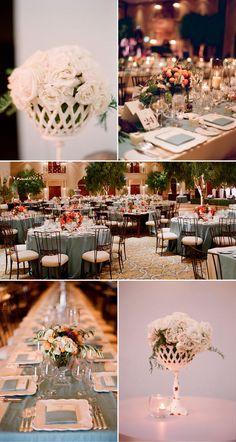 Santa Barbara Wedding by Kristin Banta | Style Me Pretty