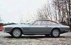 1970 Monteverdi High Speed Coupé