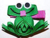 frog hair clip