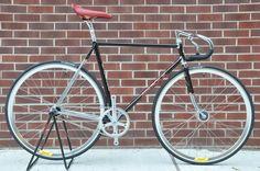 bjuti Kinfolk, Bike Life, Contemporary, Bicycles, Cherry, Design, Black, Black People