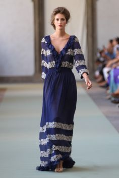 Luisa Beccaria Spring 2012 Ready-to-Wear - Collection - Gallery - Style.com
