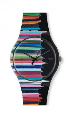 Swatch® US - TIMEISNEVERTIMEENOUGH. Also super cool. After all these years, I still love Swatch! They're great quality and last forever!