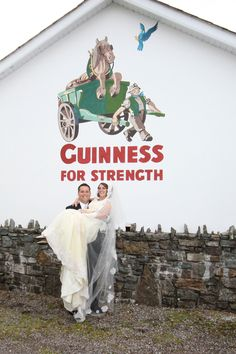 Wedding at Gougane Barra #guinness #wedding #ireland