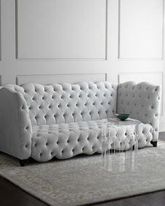 Arabella Sofa by Haute House at Neiman Marcus.