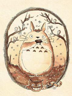 Tonarino Totoro