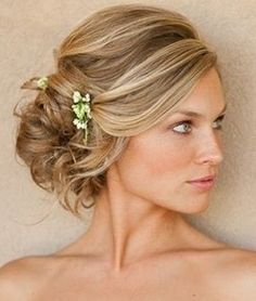 babys breath in hair - Recherche Google | Wedding vision board ...