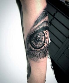 12 Eye Tattoos for Men