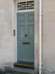 Oxford Front Door