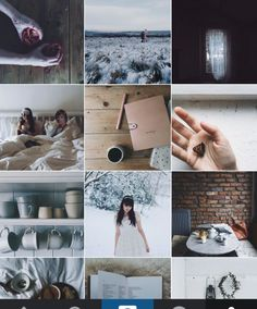 how to get a cohesive style to your Instagram feed through editing