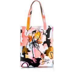 Giles illustration Leah tote bag