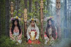 Slavic witches