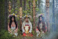 ukrainian shaman witch