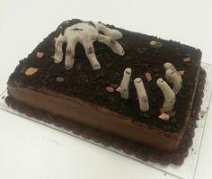 Zombie cake. #2