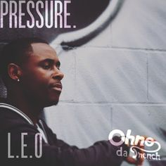 """DEF!NITION OF FRESH : L.E.O - Pressure...Following last year's innovative Perverse Ramblings LP, Kyle Rapps returns with searing stream-of-conscious raps about the issues plaguing our nation on his self-produced new single, """"Dark Hour""""."""