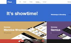 Very nice sites is a curated showcase of awesome web designs. Updated daily with new beautiful websites to get your inspiration started. Ui Design Patterns, Ux Design, Graphic Design, News Sites, User Experience, App Development, User Interface, Hue, Branding