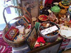 Market Harborough Vintage Fair - October 2013 - picture by Lost Property Vintage
