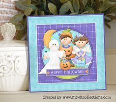 Happy Halloween by Mary Fran NWC - Cards and Paper Crafts at Splitcoaststampers