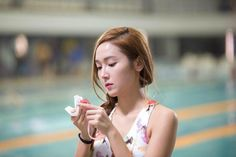 Jessica Jung On Yes Coach