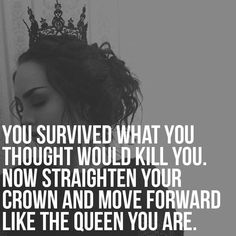 #StrongerthanIthought #thankful #Queen