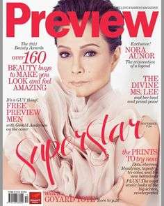 The most comprehensive source for fashion, beauty, parties and celebrity style in the Philippines. V Magazine, Magazine Covers, Cosmopolitan, Vanity Fair, Marie Claire, Nora Aunor, Interview, Glamour, Beauty Awards