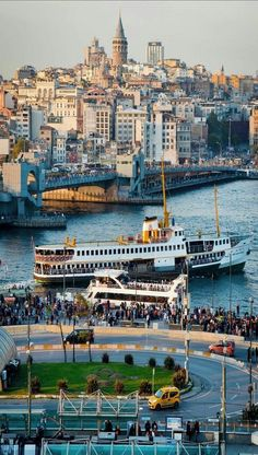Estambul Istanbul City, Istanbul Travel, Wonderful Places, Great Places, Beautiful Places, Hagia Sophia, Antalya, Cool Places To Visit, Places To Travel