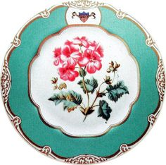 James K. Polk's admin may not be all that memorable, but the china rocked.  China Collection - White House Museum