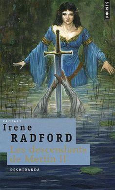 Les descendants de Merlin, Tome 2 : Resmiranda - Irene Radford, Marianne Saint-Amand - Amazon.fr - Livres
