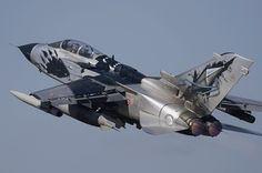 Panavia Tornado ECR. Maurice Hendriks - Afterburner Images