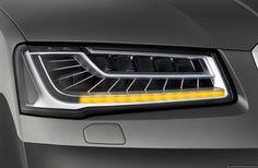 Audi A8 Headlight