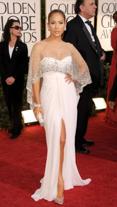 My favorite dress she has ever worn. #Glam