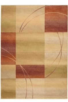 Nuance Area Rug I - Synthetic - Contemporary Rugs - Rugs | HomeDecorators.com