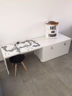 Ikea Playroom, Ikea Nursery, Ikea Stuva, Kidsroom, Ikea Hack, Room Inspiration, Office Decor, Baby Room, Desk