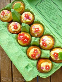 Vegane Limetten Joghurt Mini Cupcakes vegan lime jogurt cupcakes http://kuechenmamsell.blogspot.de/2015/03/minicupcakes-mit-joghurt-und-limette-su.html