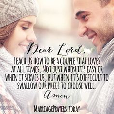 For daily marriage prayers visit marriage prayers.today!