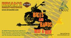 Bikes and Bands
