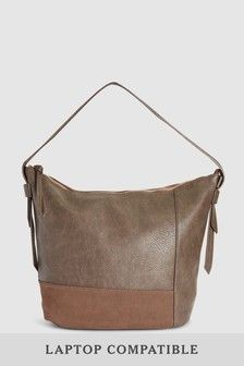 Buy Chocolate Casual Hobo Bag from the Next UK online shop Shopping Totes, Next Uk, Hobo Bag, Uk Online, Purse Wallet, Women's Accessories, Purses And Bags, Shoulder Bag, Handbags