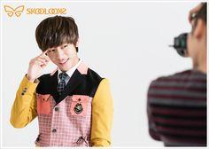 B.A.P. Skoolooks Daehyun