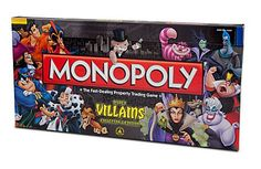 Disney Villains Monopoly - Melissa this one is for you! Audrey would probably love this game!