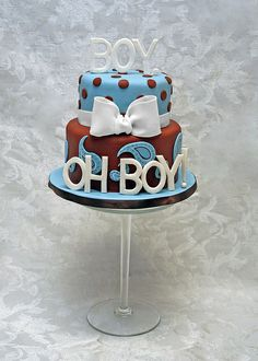 Baby Shower Cake Baby Shower Cakes For Boys 51107298f253