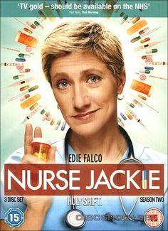Nurse Jackie - Season 2 (Tuonti), 21.95€