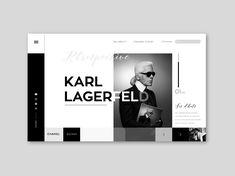Karl Lagerfeld by Anais Calmon Saint Charles, San Luis Obispo, Show And Tell, Karl Lagerfeld, Balmain, Shopping Web, Programming, Style, Marina Del Rey
