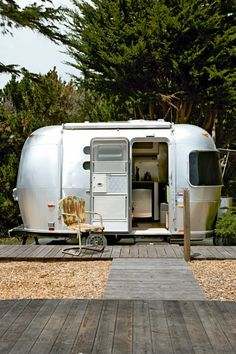 This Airstream camper for sale is the ideal fit for everyone who is searching for a new adventure when enjoying a modern style. So I began looking at Airstreams. The Airstream Basecamp for sale is … Airstream Bambi, Airstream Trailers, Rv Trailer, Caravan Vintage, Vintage Caravans, Vintage Travel Trailers, Vintage Rv, Vintage Airstream, Vintage Motorhome