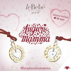 Anche quest'anno leBebé dedica un gioiello in edizione limitata alla Festa della mamma. Una creazione speciale per ricordare alle mamme il loro valore nelle nostre vite. :) http://www.lebebe.eu/…/ca…/Festa_della_Mamma/lebebe_gioielli #fieradiesseremamma #lebebé #gioielli #festadellamamma
