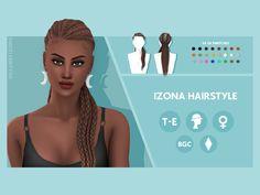 Sims 4 Mm Cc, Sims Four, Sims 1, Sims 4 Mods Clothes, Sims 4 Clothing, All Hairstyles, Summer Hairstyles, Sims 4 Black Hair, Sims 4 Children